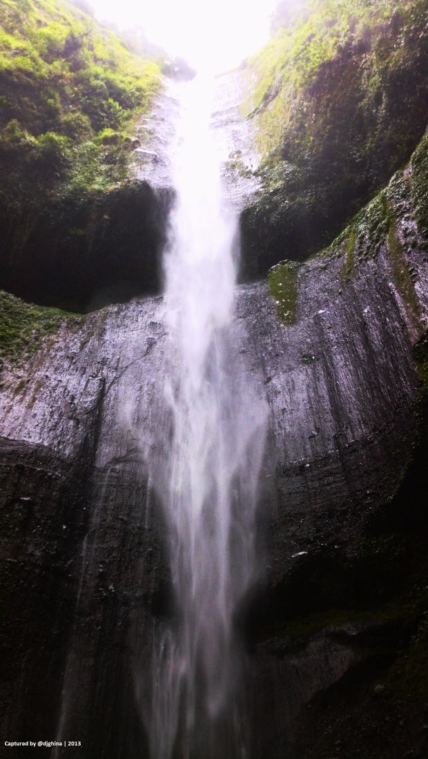 Madakaripura, finally! the second highest waterfall in Indonesia
