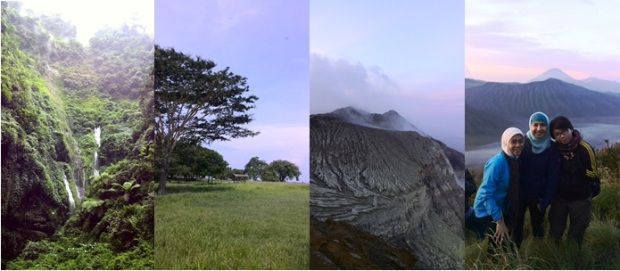 The Exotic Destination: Madakaripura, Baluran, Kawah Ijen & Bromo Mountain