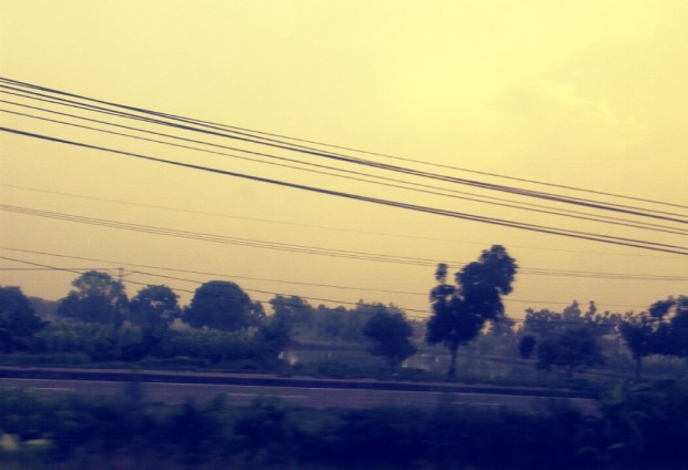 Sunrise on a journey to my new age :)
