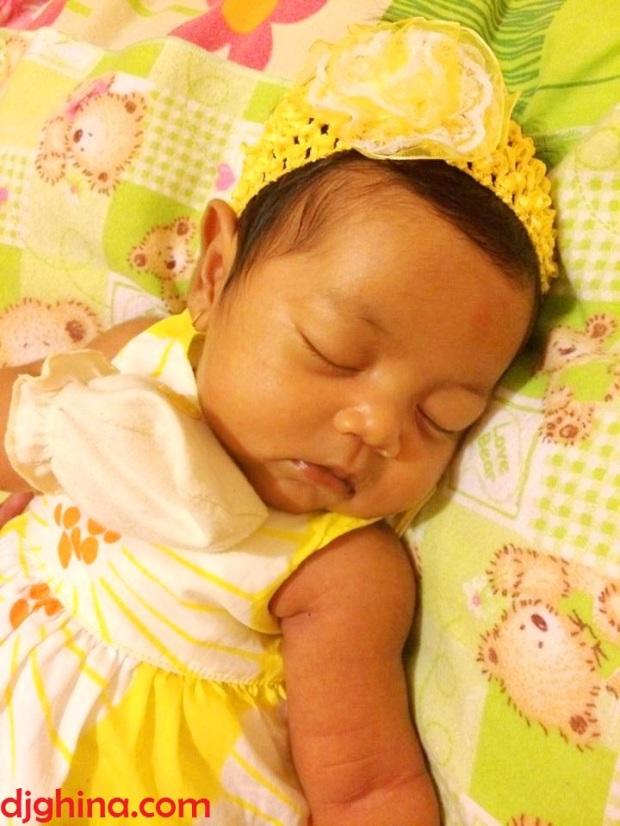 Aleandra 1 month