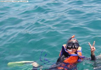 Snorkeling at Phi Phi Island Phuket Thailand-travel-djghina