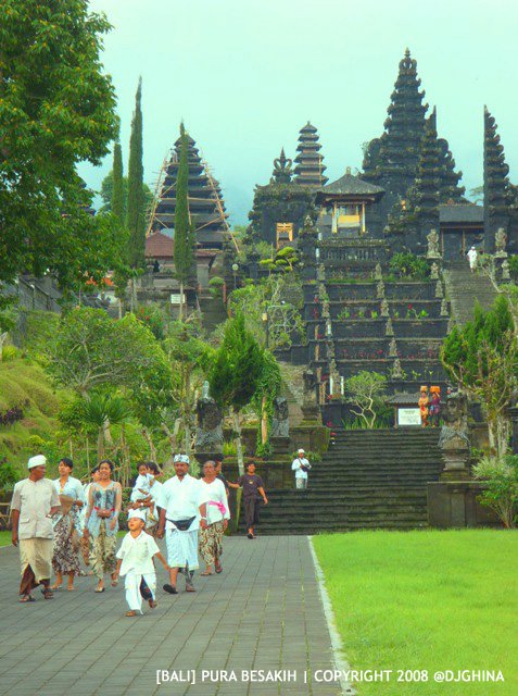 Besakih, The Mother Temple in Bali