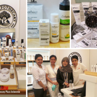 Visit Erha Apothecary Plaza Indonesia