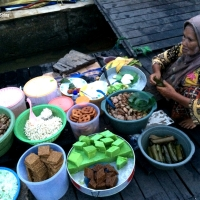 Pasar Terapung Siring, Banjarmasin